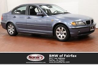 2003 BMW 3 Series Sedan