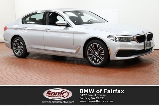 Used 2019 BMW 530i xDrive Sport Package Sedan in Fairfax, VA
