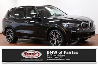 New 2019 BMW X5 xDrive50i SAV for sale in Fairfax, VA