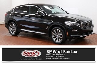 New 2019 BMW X4 xDrive30i Sports Activity Coupe near Washington DC