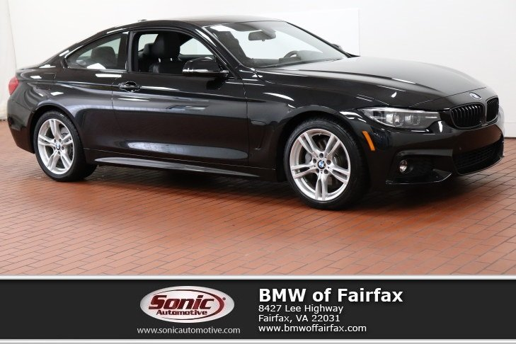 2019 BMW 430i M Sport Package Coupe