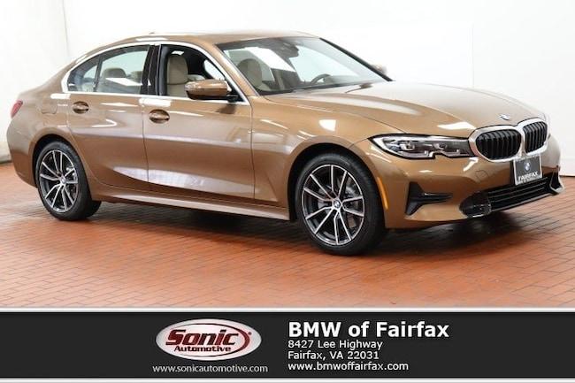 New 2019 BMW 330i Sport Package Sedan near Washington DC