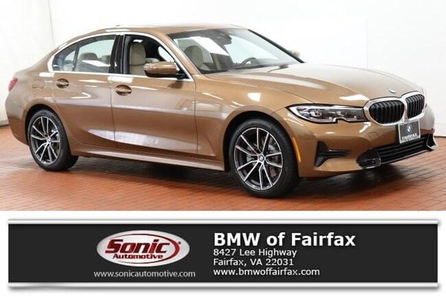 New 2019 BMW 330i Sedan near Washington DC