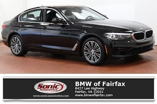 New 2019 BMW 530e xDrive iPerformance Sedan for sale in Fairfax, VA