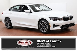 New 2019 BMW 330i xDrive Sedan near Washington DC