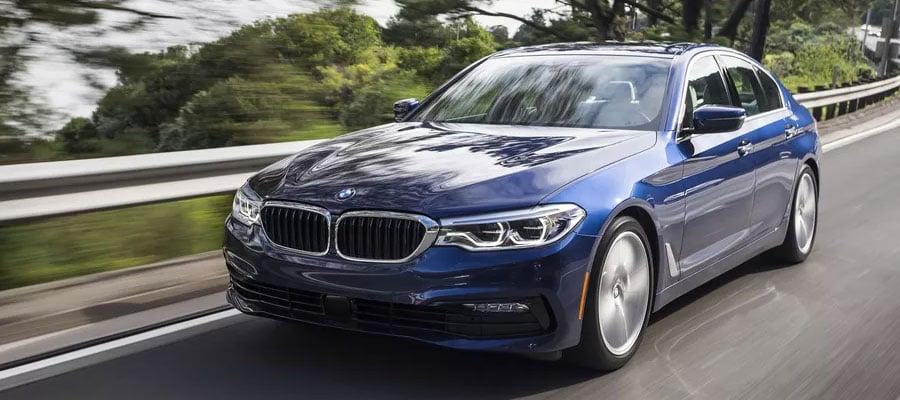 2019 BMW 5 Series Review | Specs & Features | Fairfax VA