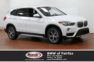 New 2019 BMW X1 sDrive28i SUV near Washington DC