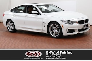 Used 2016 BMW 428i M Sport Package Gran Coupe in Fairfax, VA