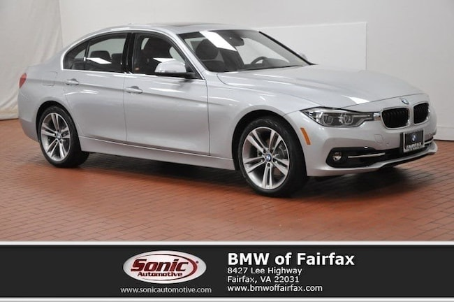 New 2018 BMW 330i xDrive Sedan near Washington DC
