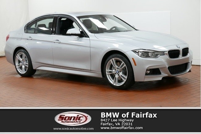 New 2018 BMW 340i xDrive Sedan near Washington DC