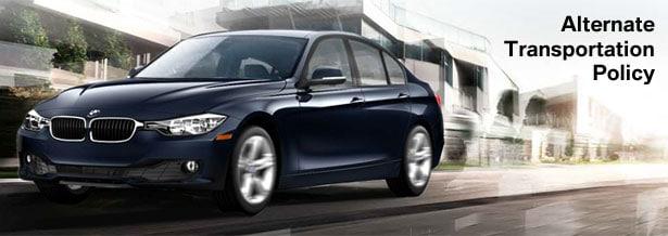 Bmw Fairfax Service >> Alternate Transportation Policy | BMW of Fairfax