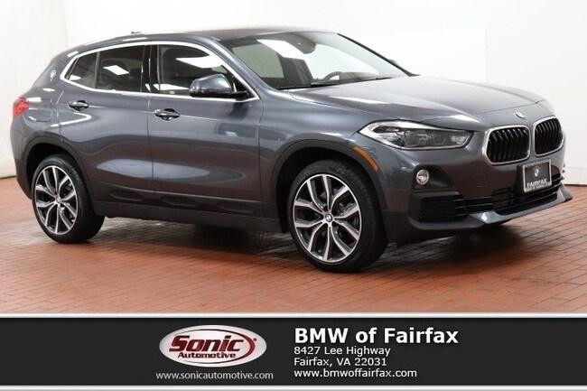 Used 2018 BMW X2 xDrive28i SUV in Fairfax, VA