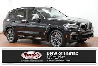Used 2019 BMW X3 M40i SUV in Fairfax, VA