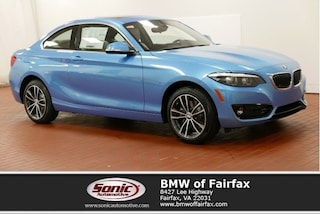 Used 2019 BMW 230i xDrive Sport Package Coupe in Fairfax, VA