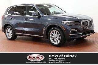 Used 2019 BMW X5 xDrive40i xLine SUV in Fairfax, VA