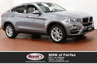 Used 2016 BMW X6 Sports Activity Coupe in Fairfax, VA