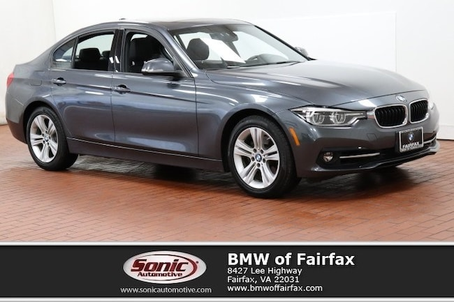 Used 2016 BMW 328i xDrive Sedan in Fairfax, VA