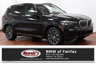 New 2019 BMW X5 xDrive40i SAV for sale in Fairfax, VA