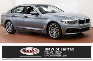 New 2019 BMW 530e iPerformance Sedan for sale in Fairfax, VA