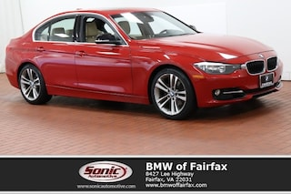 Used 2015 BMW 328i Sport Package Sedan in Fairfax, VA