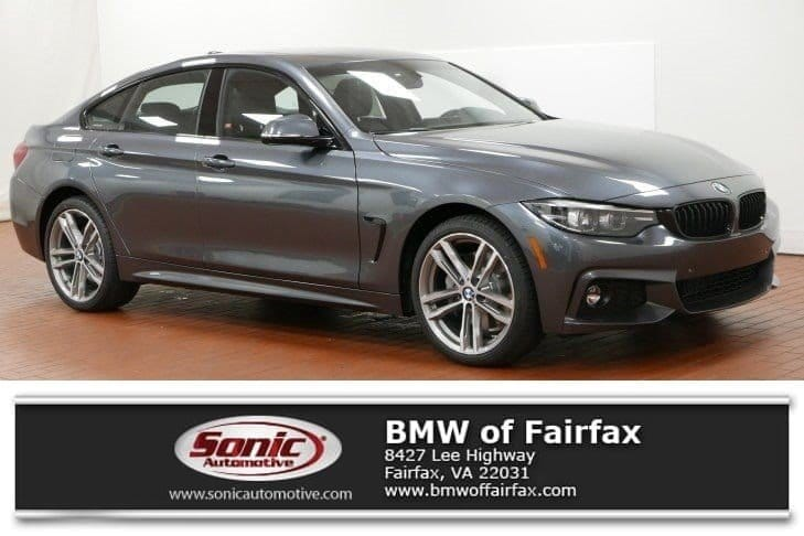 2019 BMW 430i xDrive M Sport Package Coupe