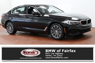 New 2019 BMW 530i 530i Sedan for sale in Fairfax, VA