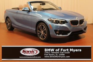 New 2019 BMW 230i Convertible in Fort Myers, FL
