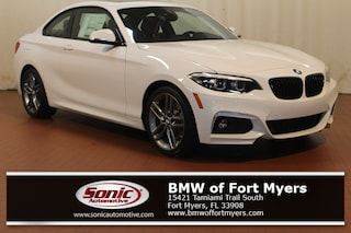 New 2019 BMW 230i 230i Coupe in Fort Myers, FL