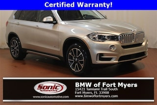Certified 2016 BMW X5 xDrive40e SAV in Fort Myers