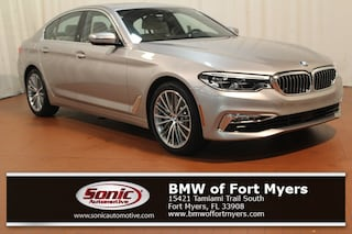 New 2018 BMW 540i Sedan in Fort Myers, FL