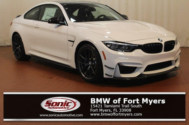New 2019 BMW M4 CS Coupe in Fort Myers, FL