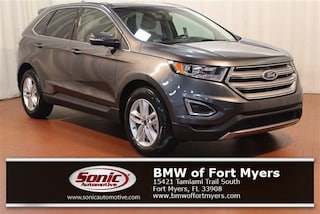 Used 2017 Ford Edge SEL SUV in Fort Myers