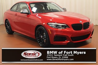 New 2019 BMW M240i M240i Coupe in Fort Myers, FL