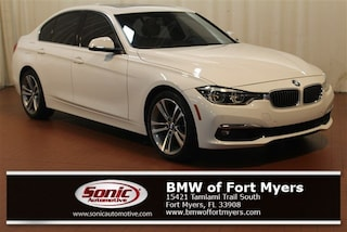Used 2016 BMW 328i w/SULEV Sedan in Fort Myers
