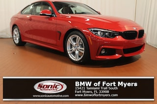 New 2019 BMW 430i Coupe in Fort Myers, FL