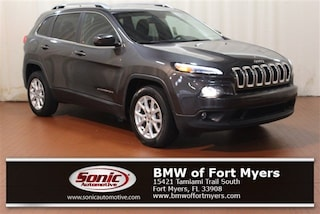 Used 2014 Jeep Cherokee Latitude FWD SUV in Fort Myers