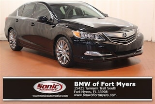 Used 2016 Acura RLX RLX with Advance Package Sedan in Fort Myers