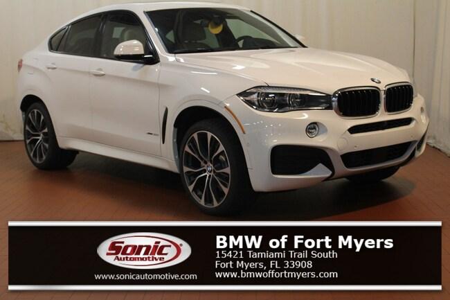 New 2019 BMW X6 xDrive35i SAV in Fort Myers, FL