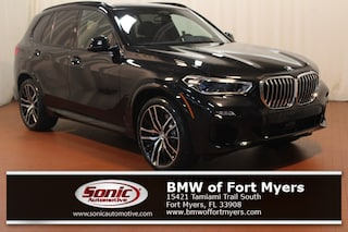 New 2019 BMW X5 xDrive50i SAV in Fort Myers, FL