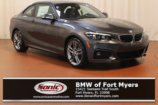 New 2019 BMW 230i Coupe in Fort Myers, FL