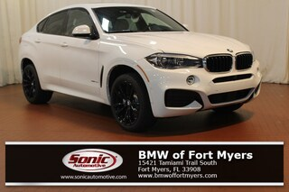New 2019 BMW X6 sDrive35i SAV in Fort Myers, FL