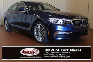 New 2018 BMW 530i Sedan in Fort Myers, FL