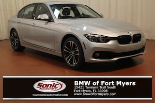 New 2018 BMW 330e iPerformance Sedan in Fort Myers, FL