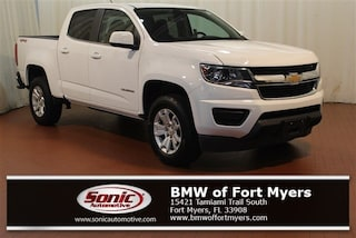 Used 2019 Chevrolet Colorado LT Truck Crew Cab in Fort Myers