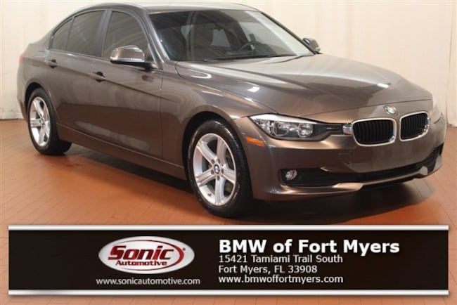 Used 2015 BMW 320i Sedan for sale in Fort Myers, FL