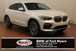 New 2019 BMW X4 xDrive30i Sports Activity Coupe in Fort Myers, FL