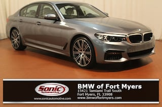 New 2019 BMW 540i Sedan in Fort Myers, FL