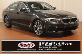 New 2019 BMW 530i Sedan in Fort Myers, FL
