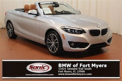 Used 2018 BMW 230i Convertible for sale in Clearwater