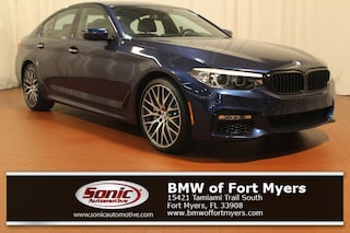 New 2018 BMW 530e iPerformance Sedan in Fort Myers, FL